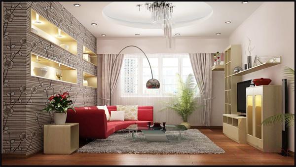 Nội thất phòng khách rẻ đẹp
