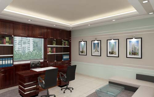 nội thất văn phòng 38
