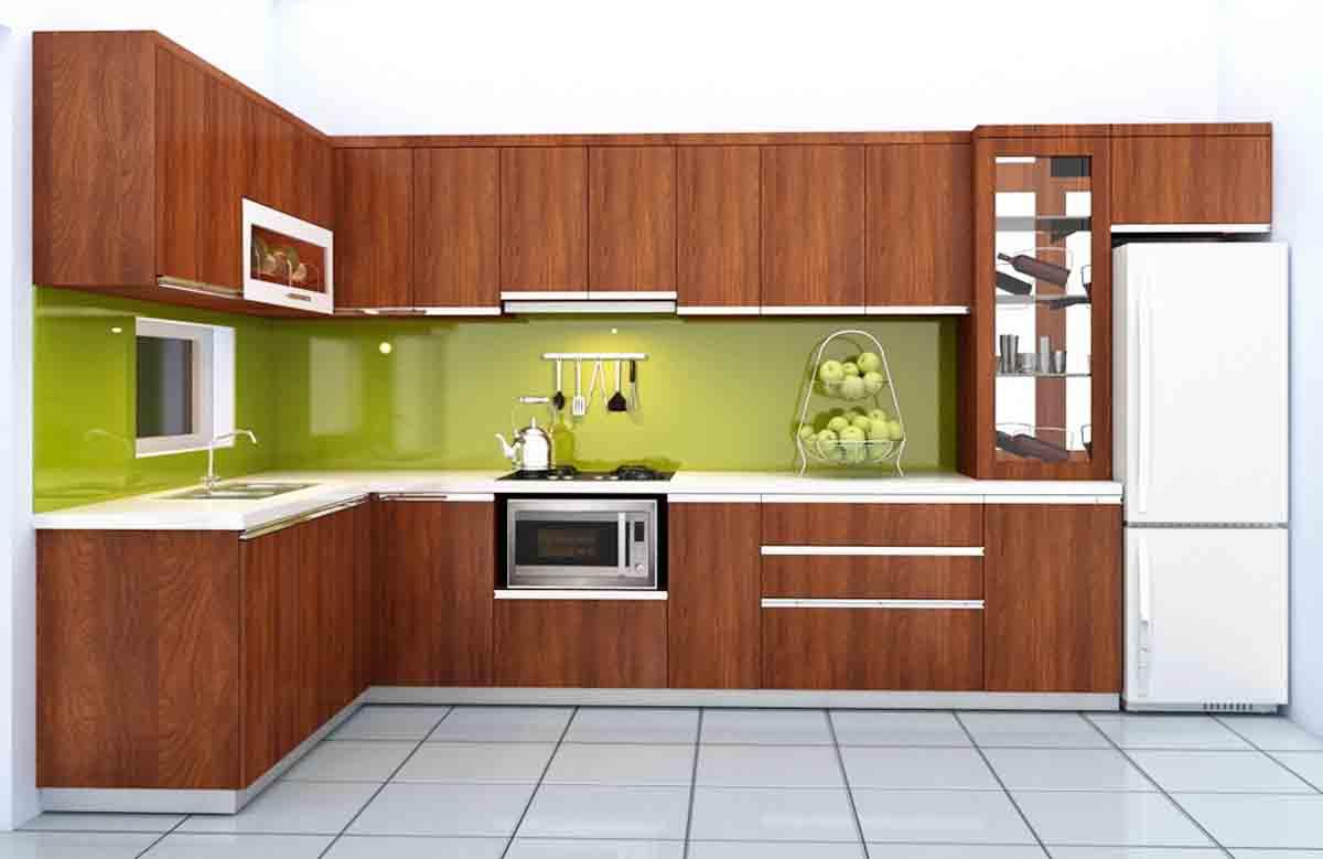 Nội thất nhà bếp giá rẻ