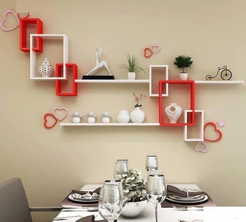 Kệ trang trí nhà bếp