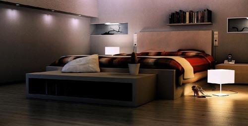 Nội thất phòng ngủ đẹp 19