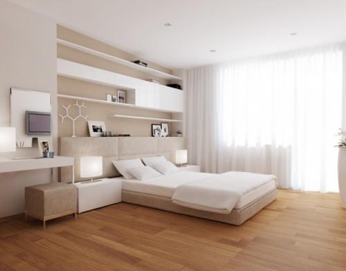 Nội thất phòng ngủ đẹp 25