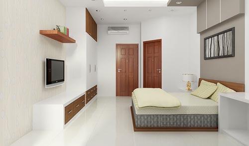 Nội thất phòng ngủ đẹp 32