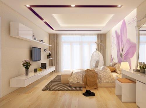 Nội thất phòng ngủ đẹp 66