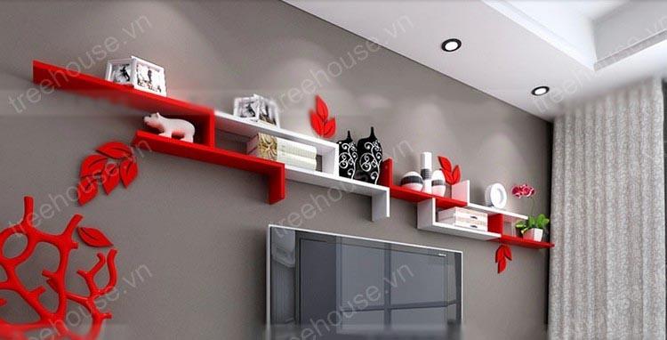 Tủ trang trí phòng ngủ - phòng khách - phòng bếp