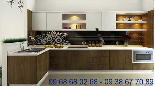 Nội thất nhà bếp giá rẻ 29