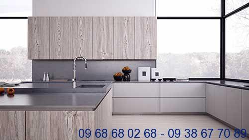 Nội thất nhà bếp giá rẻ 33