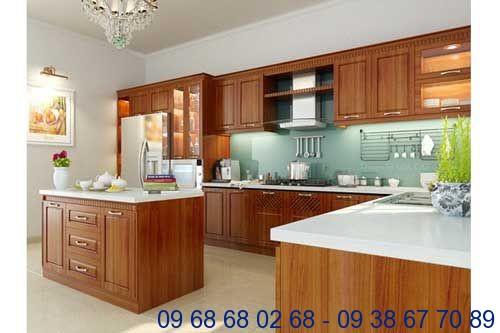 Nội thất nhà bếp giá rẻ 49