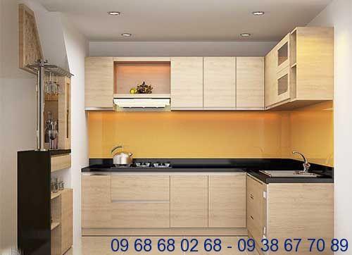 Nội thất nhà bếp giá rẻ 52