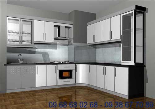 Nội thất nhà bếp giá rẻ 56