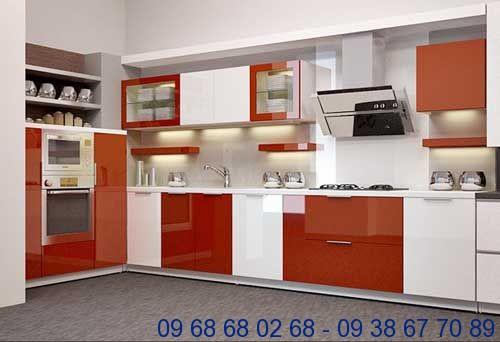 Nội thất nhà bếp giá rẻ 64