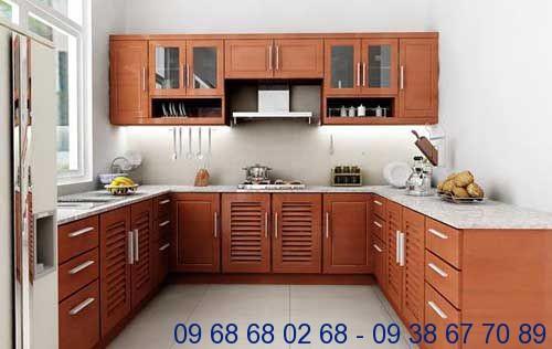 Nội thất nhà bếp giá rẻ 68