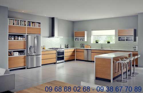 Nội thất nhà bếp giá rẻ 91