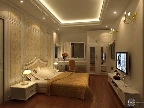 Đồ gỗ nội thất nhà phố 129