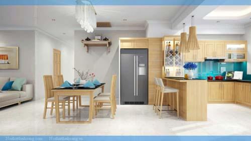 Đồ gỗ nội thất nhà phố 3