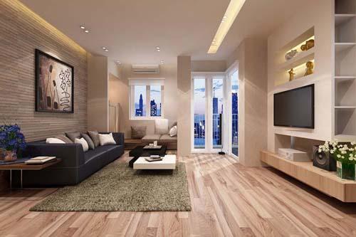 Đồ gỗ nội thất nhà phố 76