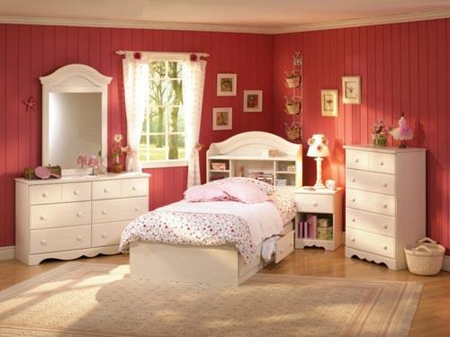 Nội thất phòng ngủ giá rẻ 11