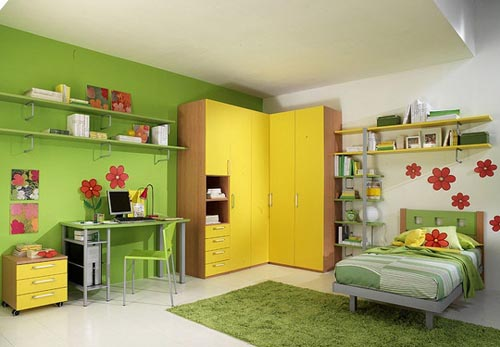 Nội thất phòng ngủ giá rẻ 16