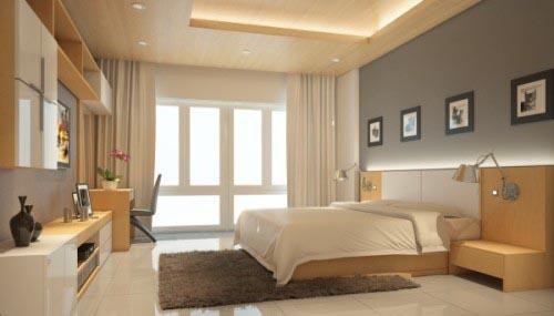 Nội thất phòng ngủ giá rẻ 32