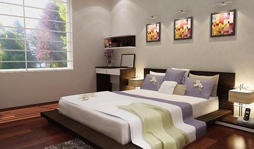 Nội thất phòng ngủ giá rẻ 56