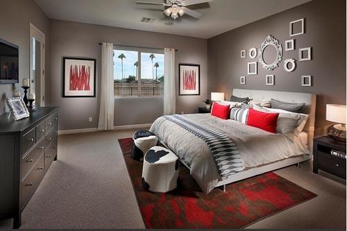 Nội thất phòng ngủ giá rẻ 82