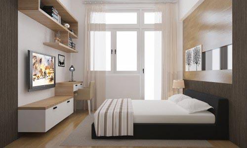 Nội thất phòng ngủ hiện đạiNội thất phòng ngủ hiện đại
