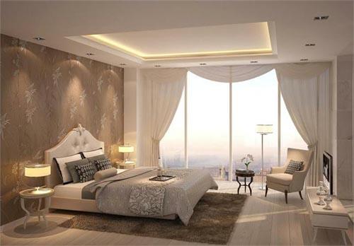 Trang trí nội thất phòng ngủ giá rẻ (2)