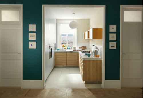 Thiết kế nội thất chung cư 1