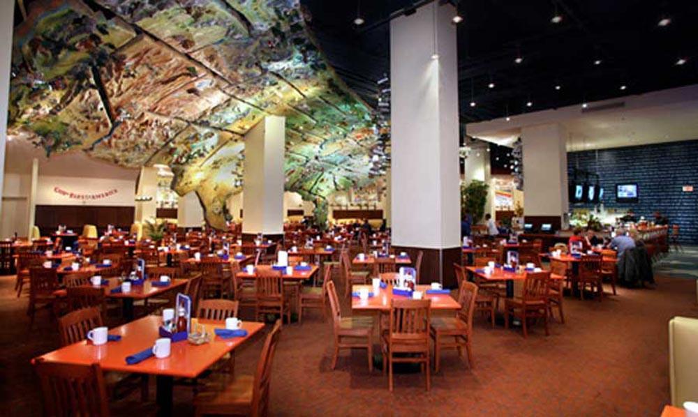 Thiết kế nội thất nhà hàng 5