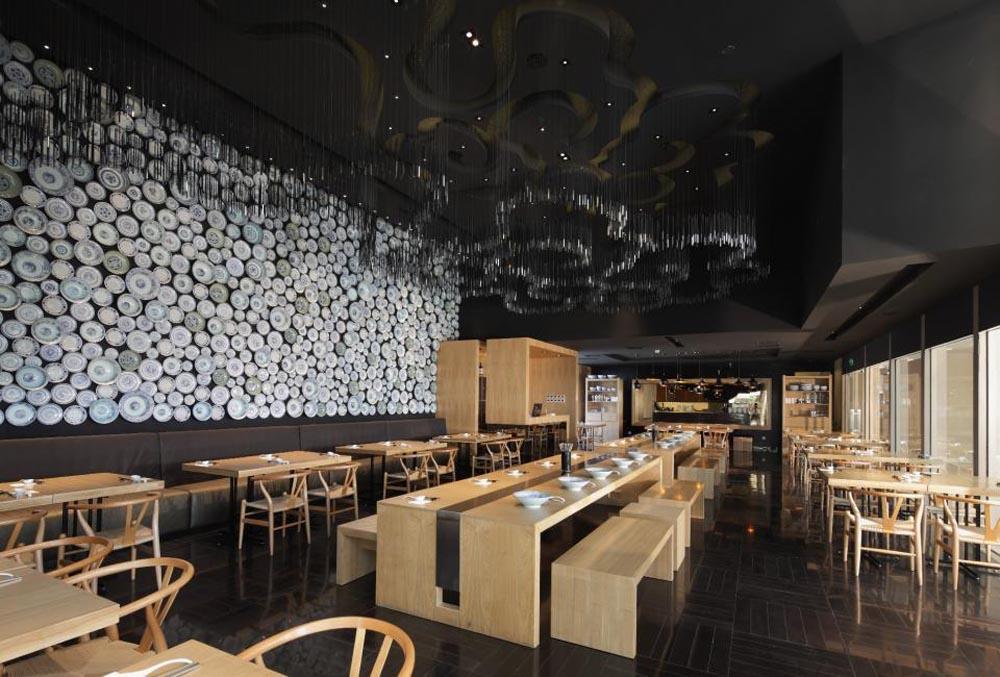 Thiết kế nội thất nhà hàng 6