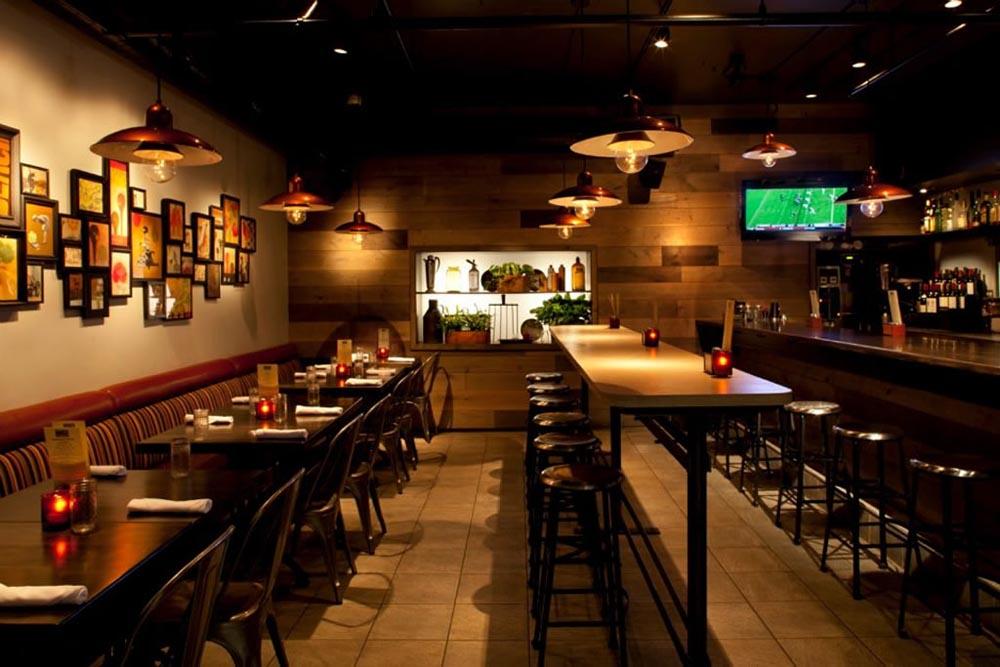 Thiết kế nội thất nhà hàng 8