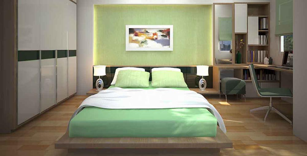 Thiết kế nội thất nhà phố 11