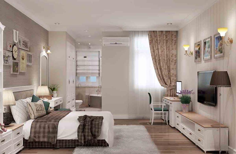 Thiết kế nội thất nhà phố 13