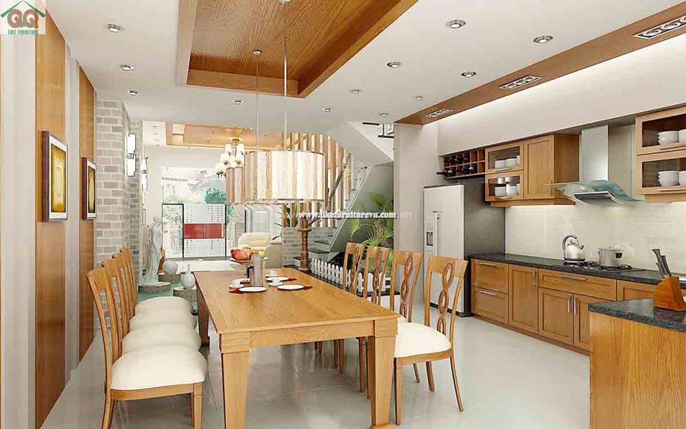 Thiết kế nội thất nhà phố 7