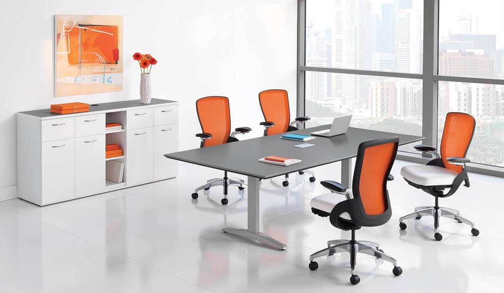 Thiết kế nội thất văn phòng 4