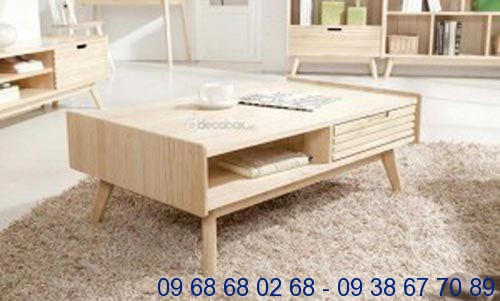 Bàn sofa đẹp giá rẻ 034