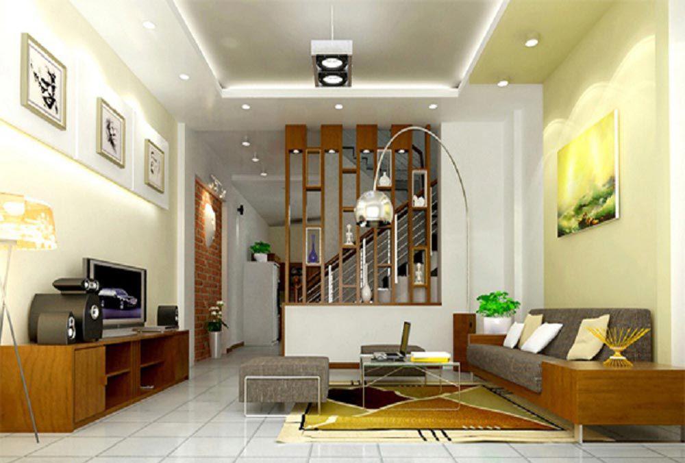 Trang trí phòng khách đẹp giá rẻ 008