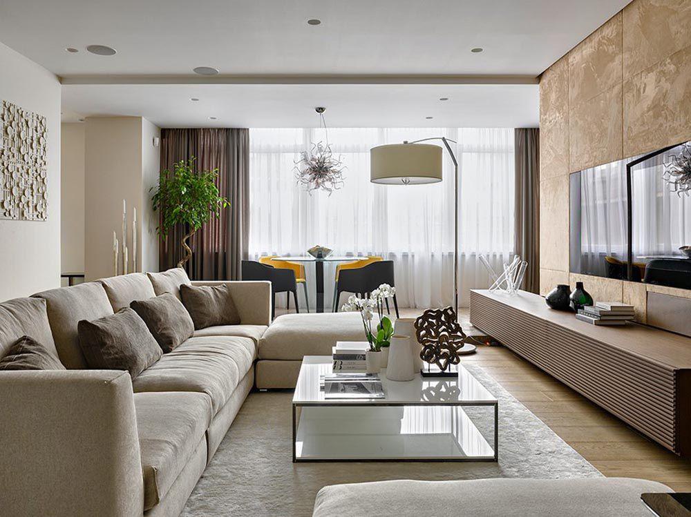 Trang trí phòng khách đẹp giá rẻ 011