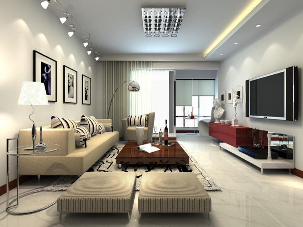 Trang trí phòng khách đẹp giá rẻ