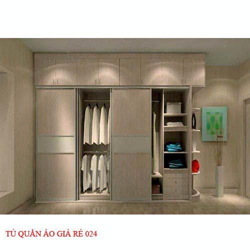 Tủ quần áo giá rẻ 024