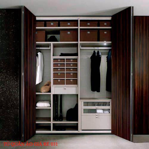 Tủ quần áo giá rẻ 031