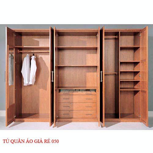 Tủ quần áo giá rẻ 050
