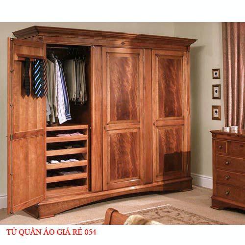 Tủ quần áo giá rẻ 054