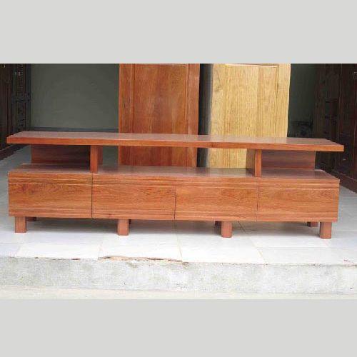 kệ tivi gỗ tự nhiên 017