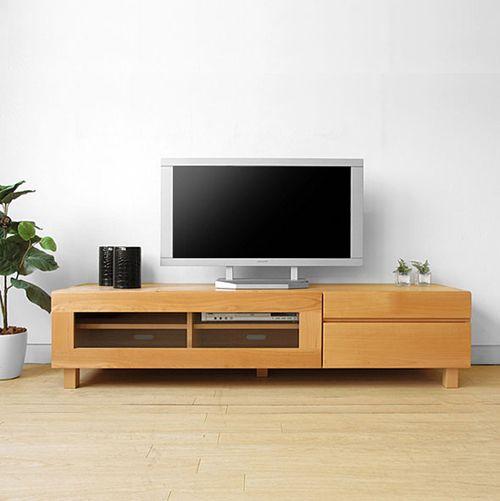 kệ tivi gỗ tự nhiên 055