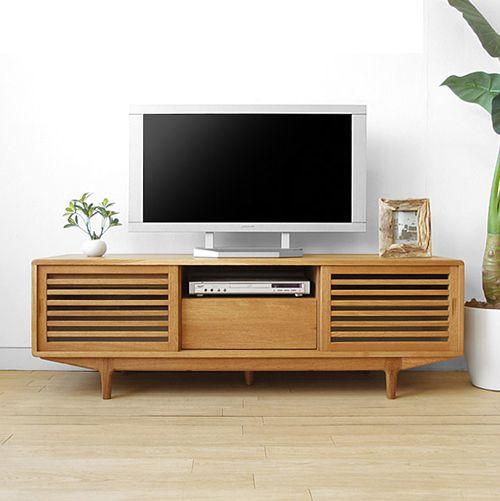 kệ tivi gỗ tự nhiên 056