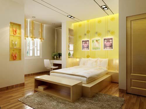 Đồ gỗ hóc môn phòng ngủ 004