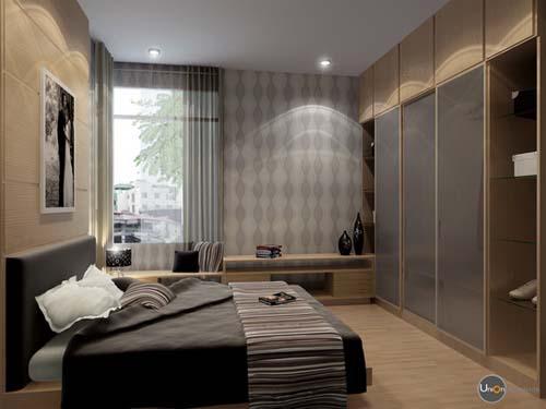 Đồ gỗ hóc môn phòng ngủ 009