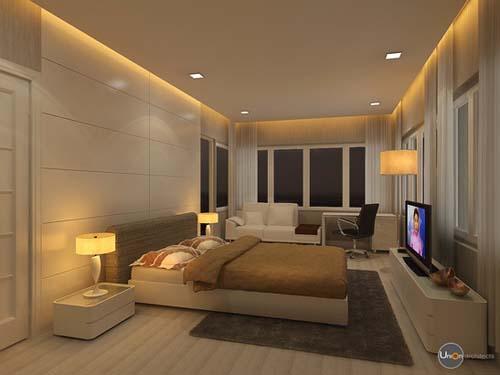 Đồ gỗ hóc môn phòng ngủ 014