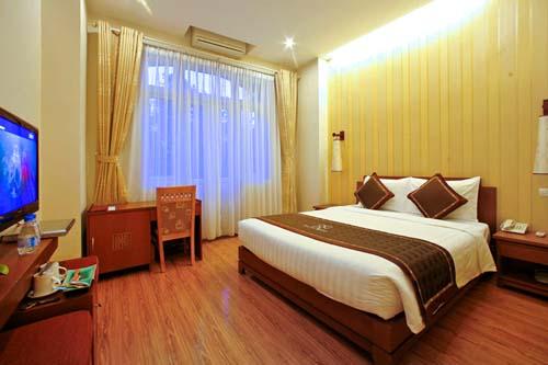 Đồ gỗ hóc môn phòng ngủ 019